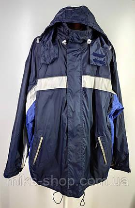 Спортивна куртка – вітровка великого розміру 62-64 ( Р-117), фото 2