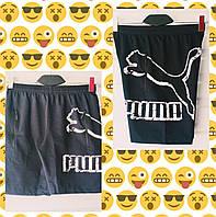 Шорты мужские карманы на змейке пояс на резинке+шнурок Puma размер норма 46-54,цвет уточняйте при заказе, фото 1