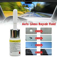 Набор для ремонта лобового стекла, инструмент для удаления царапин и трещин на стекле и восстановления стекол
