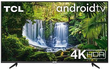 Телевизор TCL 65P615 (65 дюймов / 4K / WiFi / Android TV / PPI 1500 / HDR / DVB-C/T/S/T2/S2)
