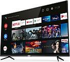 Телевизор TCL 65P615 (65 дюймов / 4K / WiFi / Android TV / PPI 1500 / HDR / DVB-C/T/S/T2/S2), фото 3