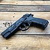 Стартовый пистолет BAREDDA C 95 + 50 патронов Ozkursan кал. 9 мм, фото 3