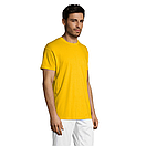 Футболка мужская жёлтая Regent, фото 2