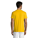 Футболка мужская жёлтая Regent, фото 3