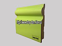 Плинтус МДФ Зеленый 16*110*2800 мм