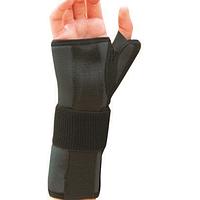 Шина-бандаж неопренова для фіксації променево-зап'ясткового суглоба та першого пальця (ліва-права) - Ersamed