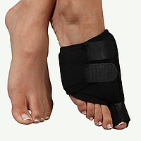 Бандаж нічний Вальгусный з фіксацією першого пальця стопи (лівий-правий) - Ersamed HV-10