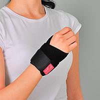 Бандаж неопреновий для променево-зап'ясткового суглоба з фіксацією на першому пальці, універсальний - Ersamed