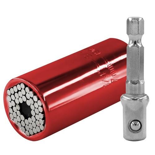 Универсальная насадка для торцевого ключа 7-19мм, 101511