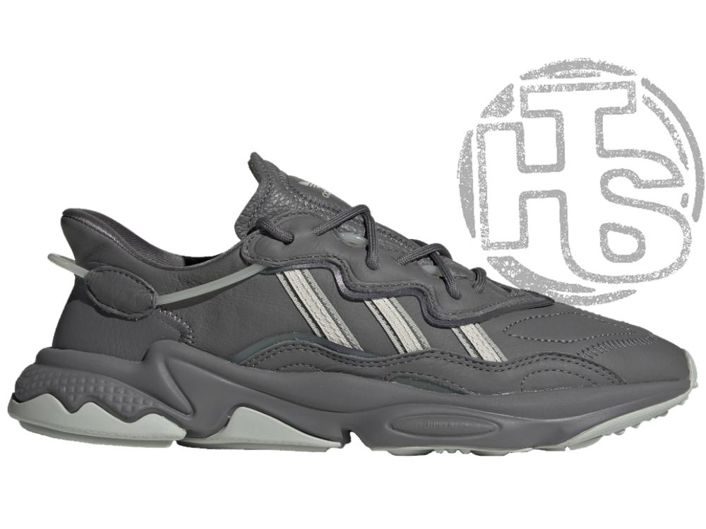 Жіночі кросівки Adidas Ozweego Grey Reflective EE5718