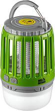 Ліхтар кемпінговий SKIF Outdoor Green Basket з захистом від комах