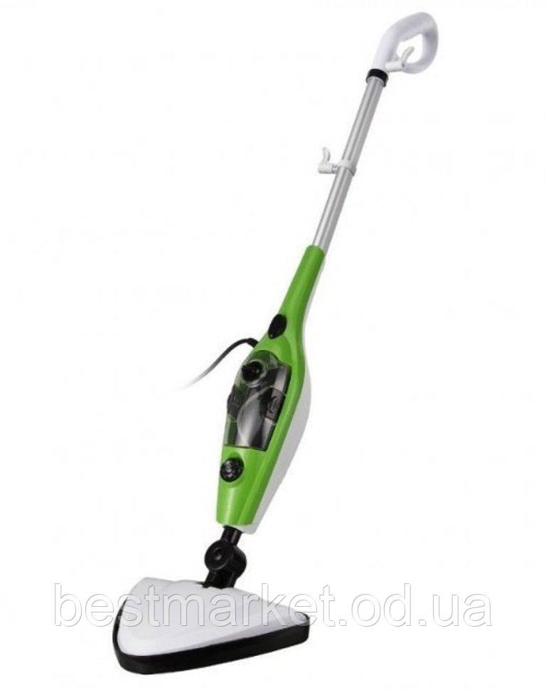 Паровая Швабра Lean & Green 10 в 1 Steam Mop X10 Пароочиститель