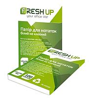 Блок бумаги для заметок Fresh Up FR-145100 не клееный 145*100мм