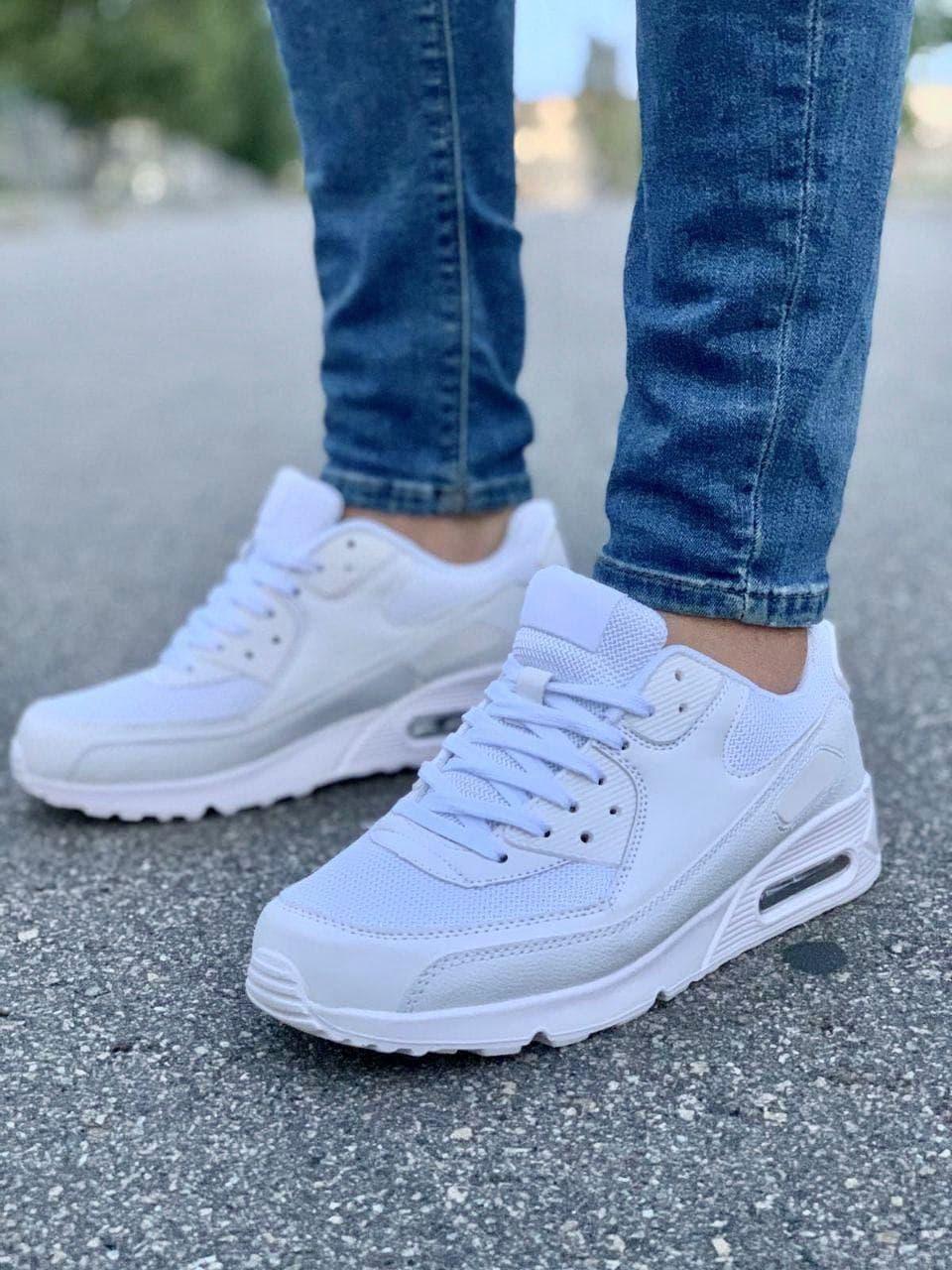 Мужские кроссовки White