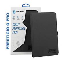 Чохол-книжка BeCover Slimbook для Prestigio Q Pro Black (705637)