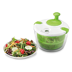 Сушилка для зелени ( центрифуга, карусель) Salad Spinner.