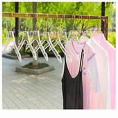 Акриловые плечики вешалки для одежды Италия