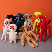 Сиреноголовый мягкая игрушка 40см разноцветные Siren Head (Кодовое название SCP-6790)