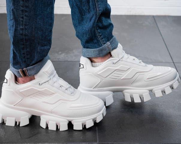 Мужские кроссовки Prada Cloudbust Thunder (два цвета)