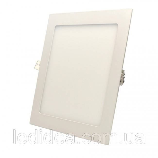 Світильник діодний LI 17S LED 17W 3000K білий, фото 1