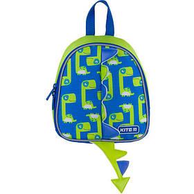 Рюкзак Kite Kids 150 г 22х20х9 см 3.25 л Сине-зеленый (K21-538XXS-2)