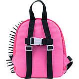 Рюкзак Kite Kids Zebra 150 г 22х20х9 см 3.25 л Розовый (K21-538XXS-1), фото 3