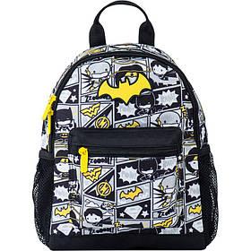 Рюкзак Kite Kids DC comics 210 г 30x22x10 см 7.35 л Серо-желтый (DC21-534XS)