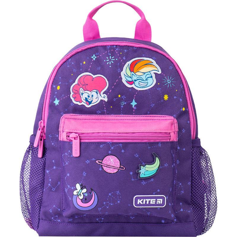 Рюкзак Kite Kids My Little Pony 210 г 30x22x10 см 7.35 л Фиолетовый (LP21-534XS)