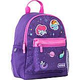Рюкзак Kite Kids My Little Pony 210 г 30x22x10 см 7.35 л Фиолетовый (LP21-534XS), фото 2