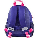 Рюкзак Kite Kids Rachael Hale 210 г 30x22x10 см 7.35 л Синий (R21-534XS), фото 3