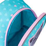 Рюкзак Kite Kids Studio Pets 150 г 22х20х9 см 3.25 л Бирюзово-розовый (SP21-538XXS), фото 7