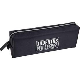 Пенал Kite FC Juventus Черный (JV21-642)