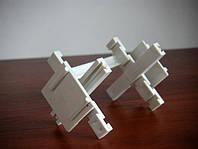 Крестик пластмассовый 10 мм для укладки стеклоблоков