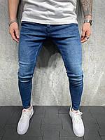 Чоловічі джинси 2Y Premium 6068 blue, фото 1