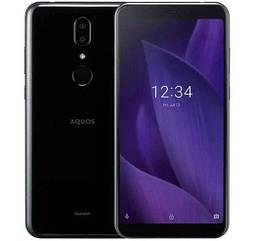 Смартфон Sharp AQUOS V 4/64gb Black Qualcomm Snapdragon 835 3090 маг