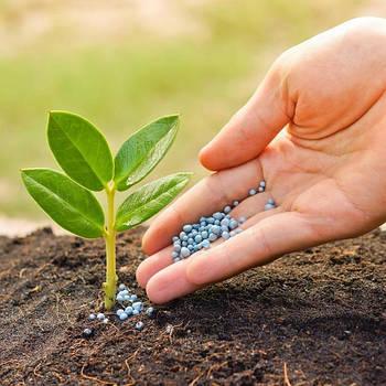 Удобрения и стимуляторы для растений