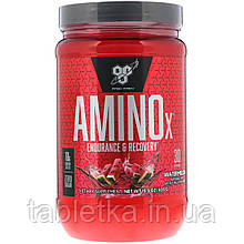 BSN, Amino-X, выносливость и восстановление, арбуз, 435 г (15,3 унции)