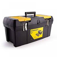 Скринька для інструментів STANLEY 61см з металевими замками 1-92-067