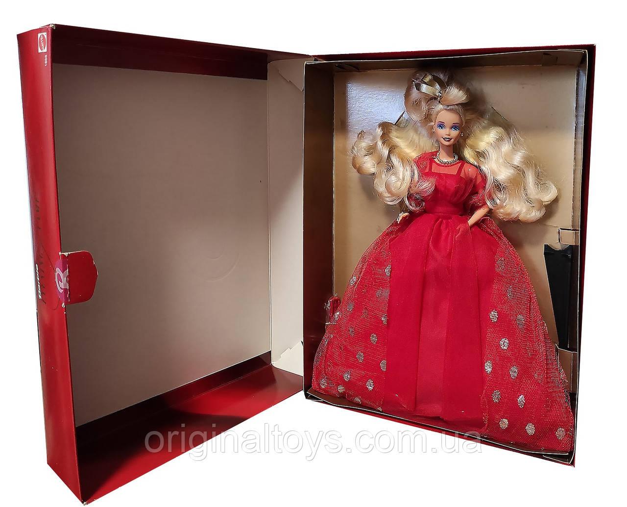 Колекційна лялька Барбі Вечірнє полум'я Barbie Evening Flame 1991 Mattel 1865