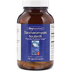 Allergy Research Group, Сахароміцети Буларди, пробіотичні дріжджі, 120 капсул вегетаріанських