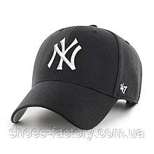Кепка унісекс 47 Brand Yankees (B-MVP17WBV-BKH)