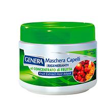 Маска для волос GENERA HAIR CARE Италия с экстрактом фруктов 500 мл