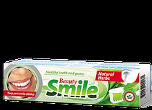 Зубна паста BEAUTY SMILE (Болгарія) з травами 100 мл