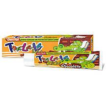 Дитяча зубна паста зі смаком шоколаду Dental Tra-La-La Kids Chocolate, 50мл