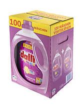Набір гелів Dalli Activ Color для кольорового 100 прань (50+50), 2,75 л.* 2шт.