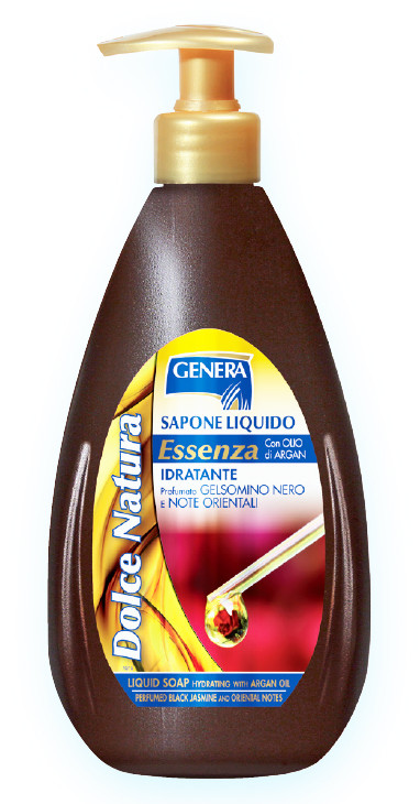Рідке мило GENERA DOLCE NATURA (Італія) олія 500 мл