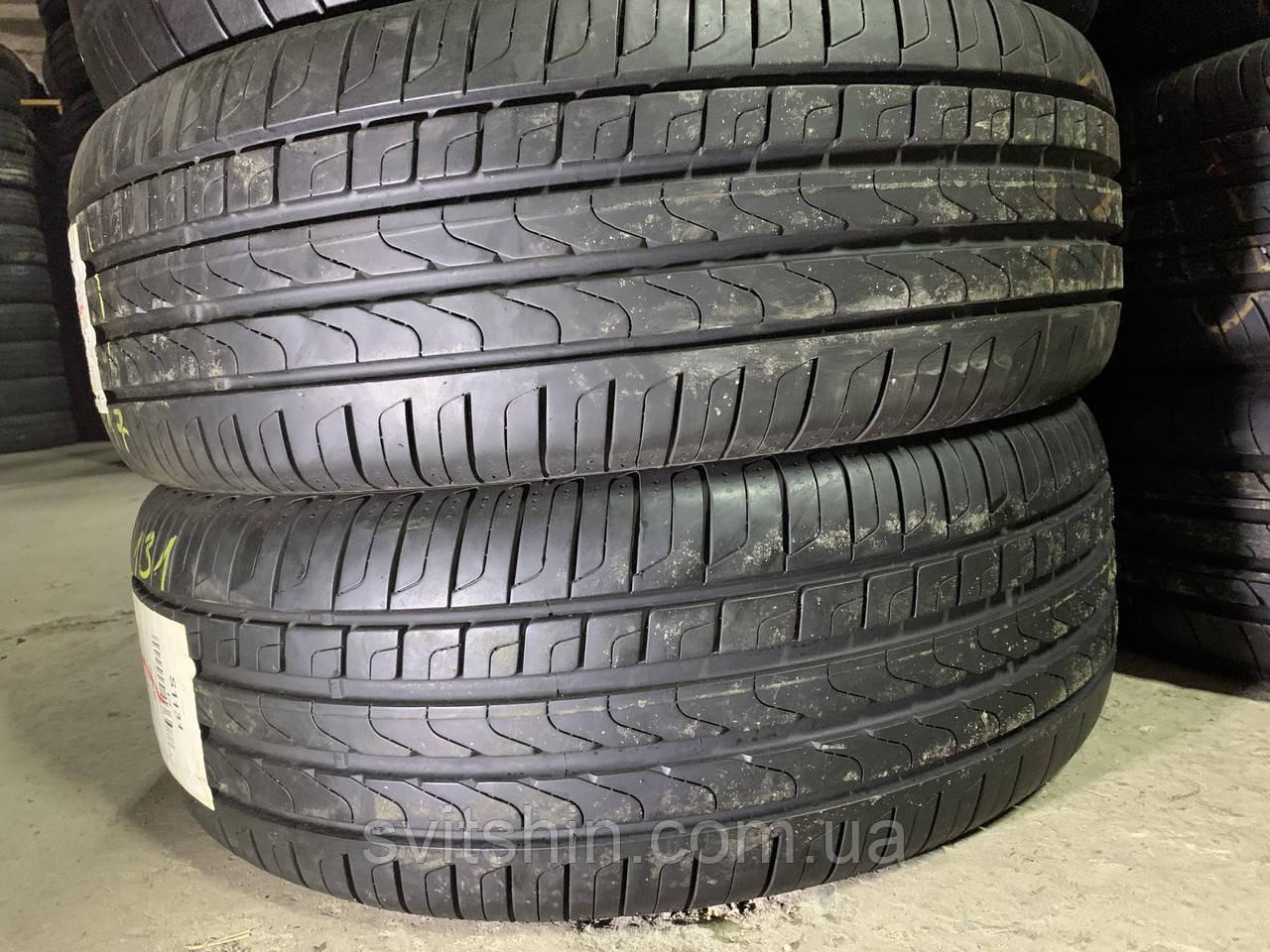 Шини літо б/в 215/55R17 Pirelli P7 19рік, Hankook Prime3, Avon ZV7 7мм