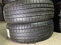 Шини літо б/в 215/55R17 Pirelli P7 19рік, Hankook Prime3, Avon ZV7 7мм, фото 1