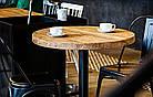 Комплект круглых столиков для кафе бара ресторана от производителя, фото 3