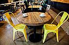 Комплект круглых столиков для кафе бара ресторана от производителя, фото 4